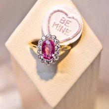 Pink-sapphire-diamond-set-18ct-yellow-goldnikki-kirk-photography-valentines-day-engagement-ring-walter-bull-jewellers-cirencester-wedding-photography-cirencester-wedding-photographer.jpg