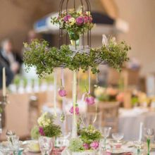 table-centre-cotswolds-vintage-party-hire-wedding-inspiration-day-Hyde-Barn-wedding-photographer-nikki-kirk-photography-cotswold-wedding-photographer.jpg