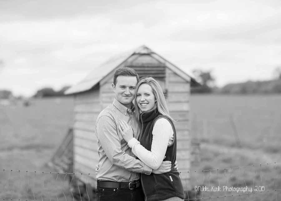 Cirencester Wedding Photographer Nikki Kirk Photography Engagement Photo