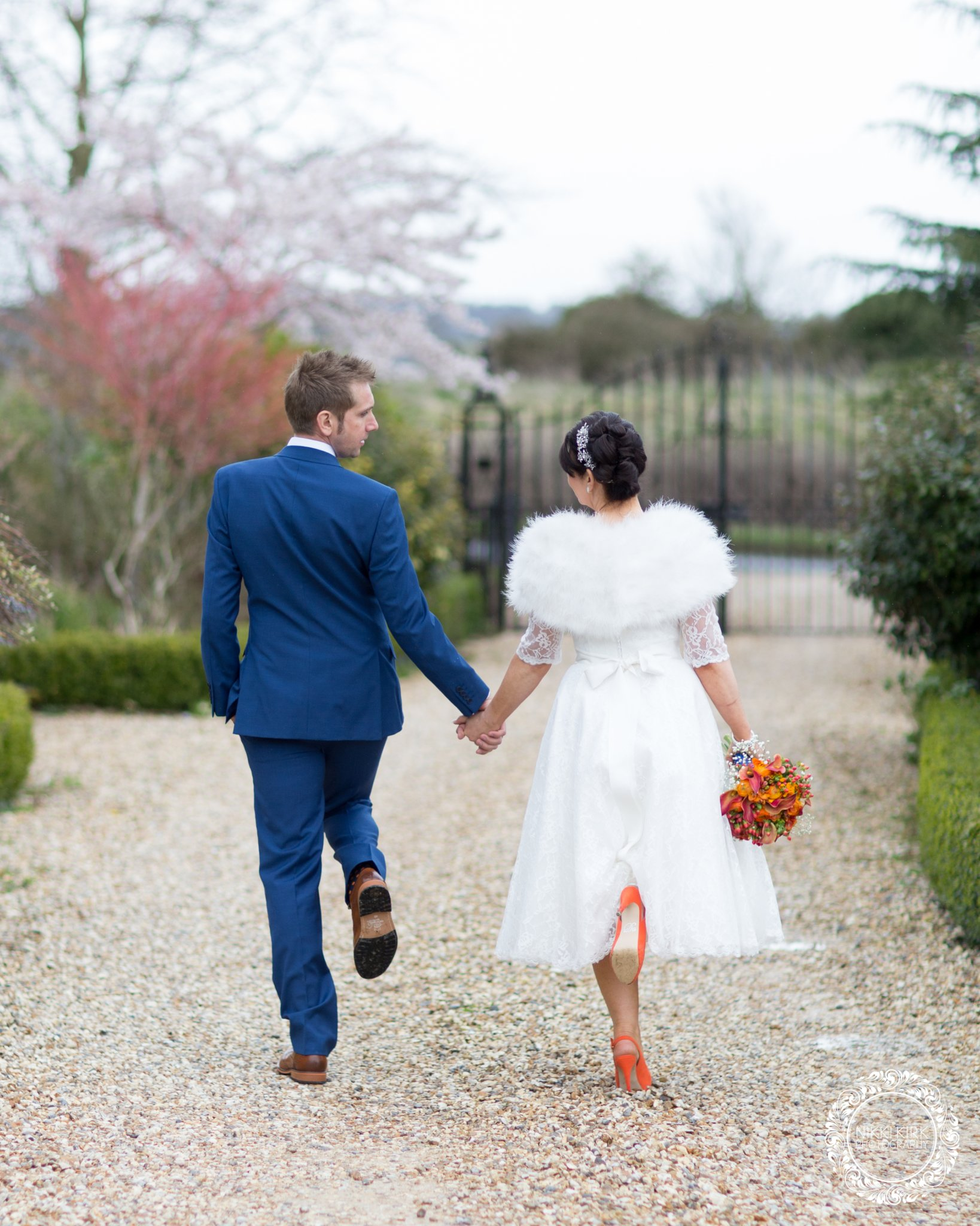 Gloucestershire wedding photographer Nikki Kirk