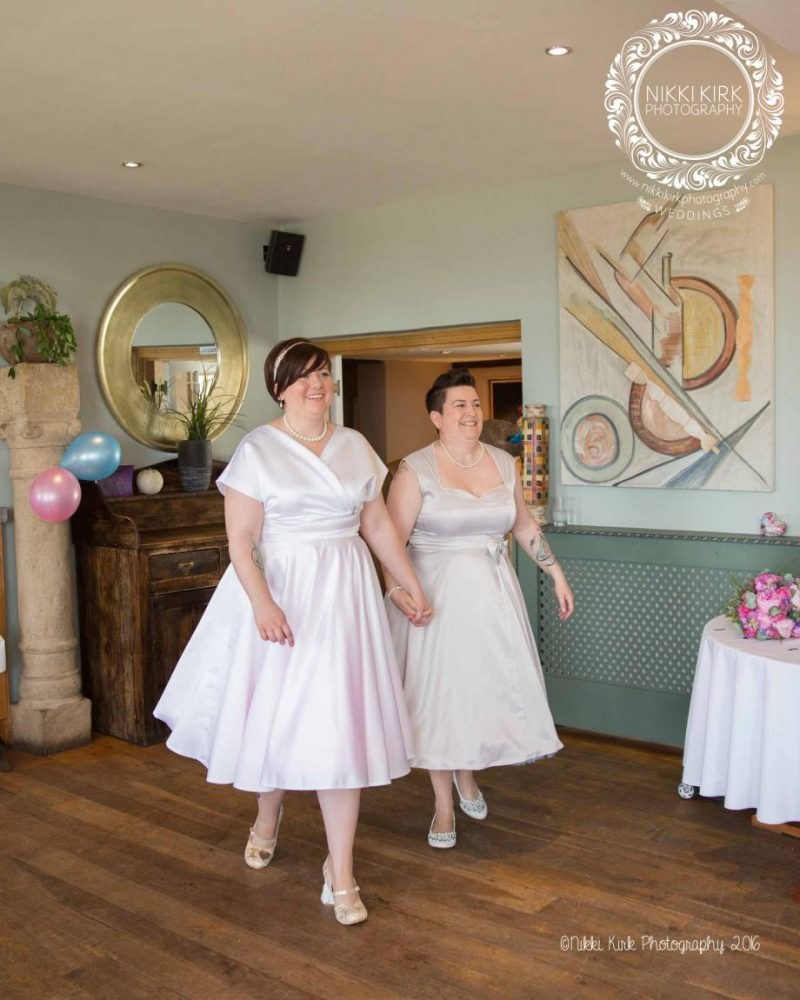 same sex marriage wedding songs in Gloucestershire