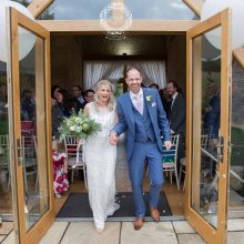The Barn at Upcote wedding photographer Nikki Kirk