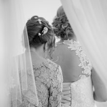 Fine art wedding day photographer Manor by the Lake