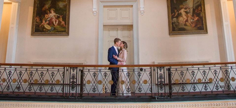 Pittville Pump Room wedding
