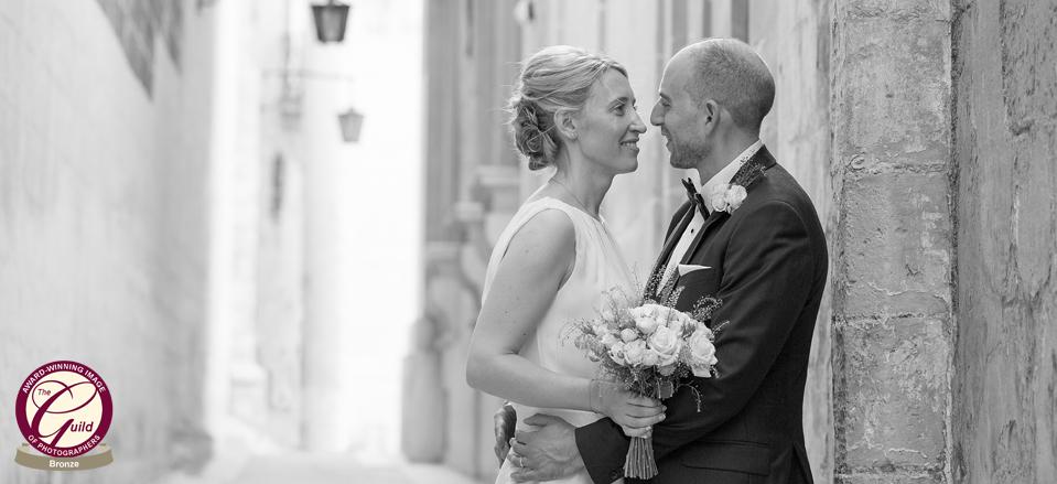 Mdina Malta wedding