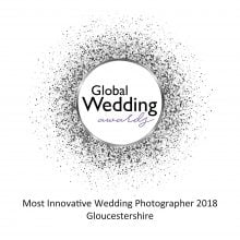 Winner: Most Innovative Wedding Photographer 2018