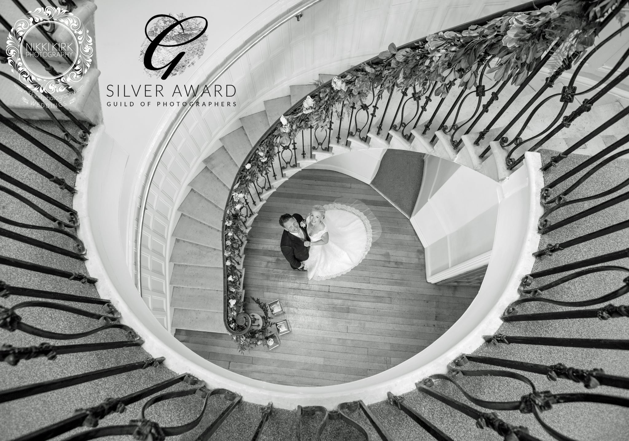 Award winning wedding photography Eastington Park