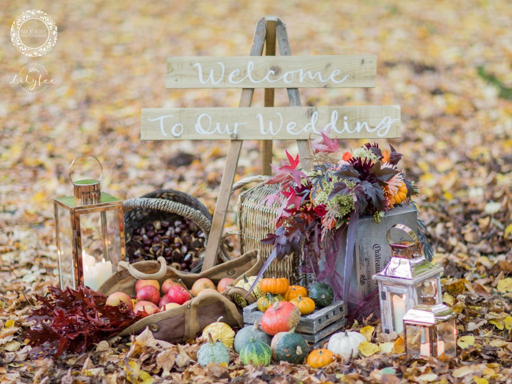 Nikki Kirk Photography Autumn wedding style