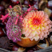 Nikki Kirk Photography Autumn wedding style
