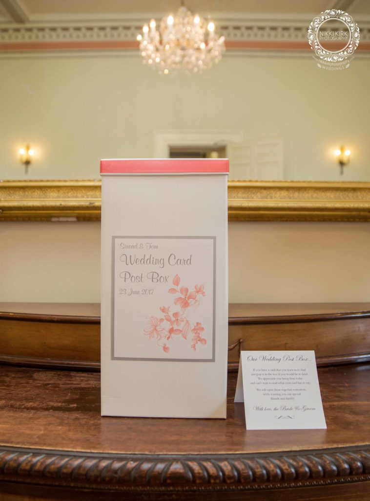 Nikki-Kirk-Photography-Clearwell-Castle-wedding-Pantone-Colour-2019-Living-Coral