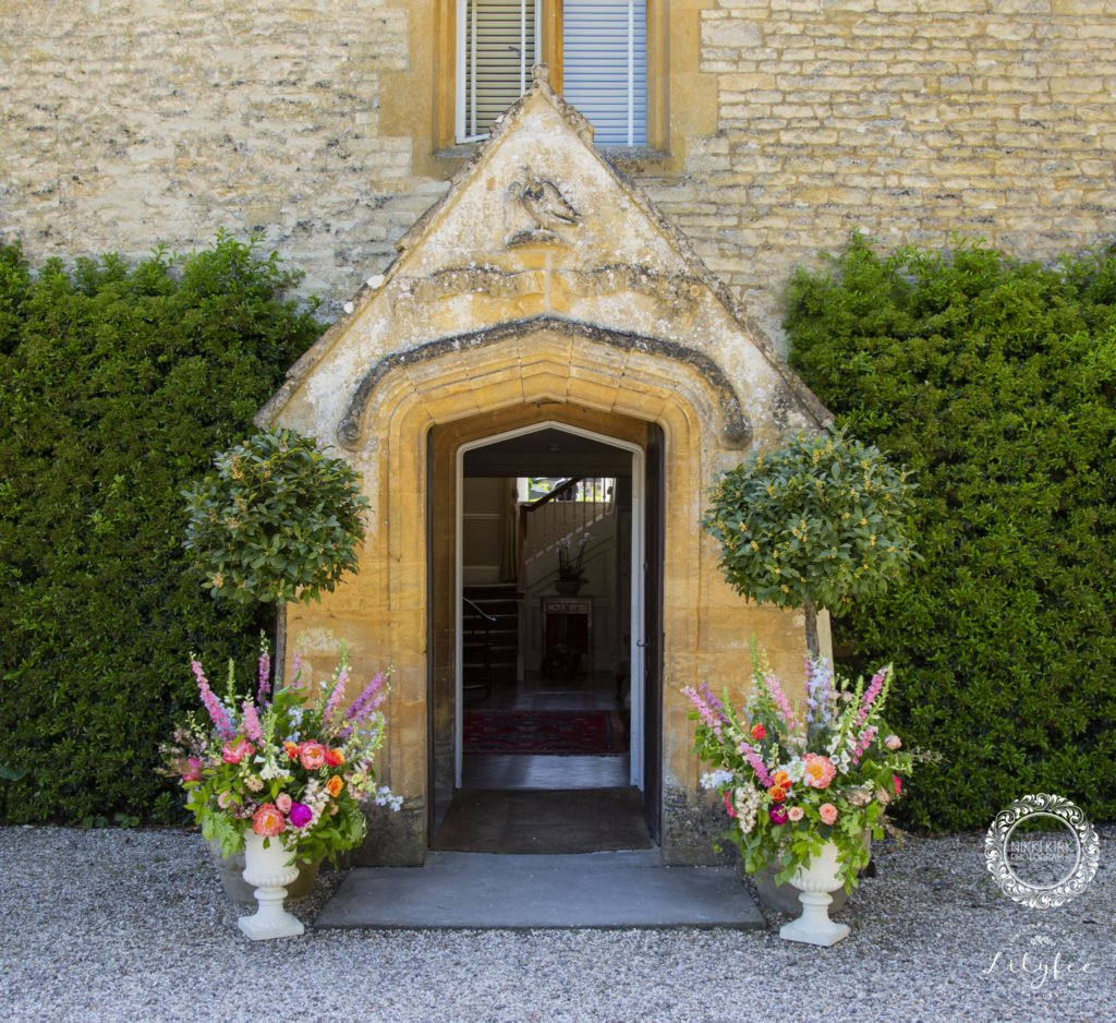 Summer Wedding at Lords of the Manor