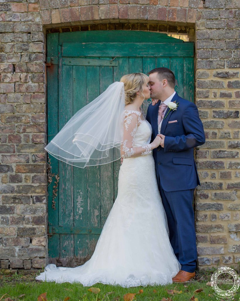 Eastington Park Autumn Wedding