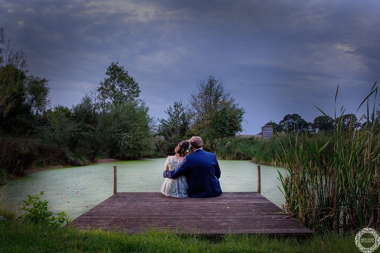 Huntstiles Organis Farm wedding