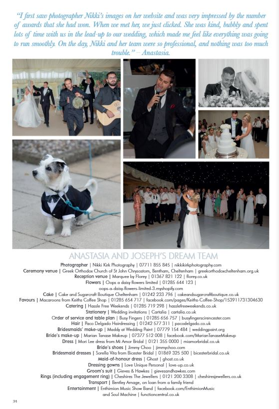 Your Glos & Wilts Wedding Magazine