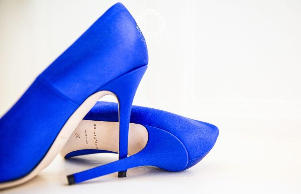 Pantone-2020-wedding-shoes-brympton-House
