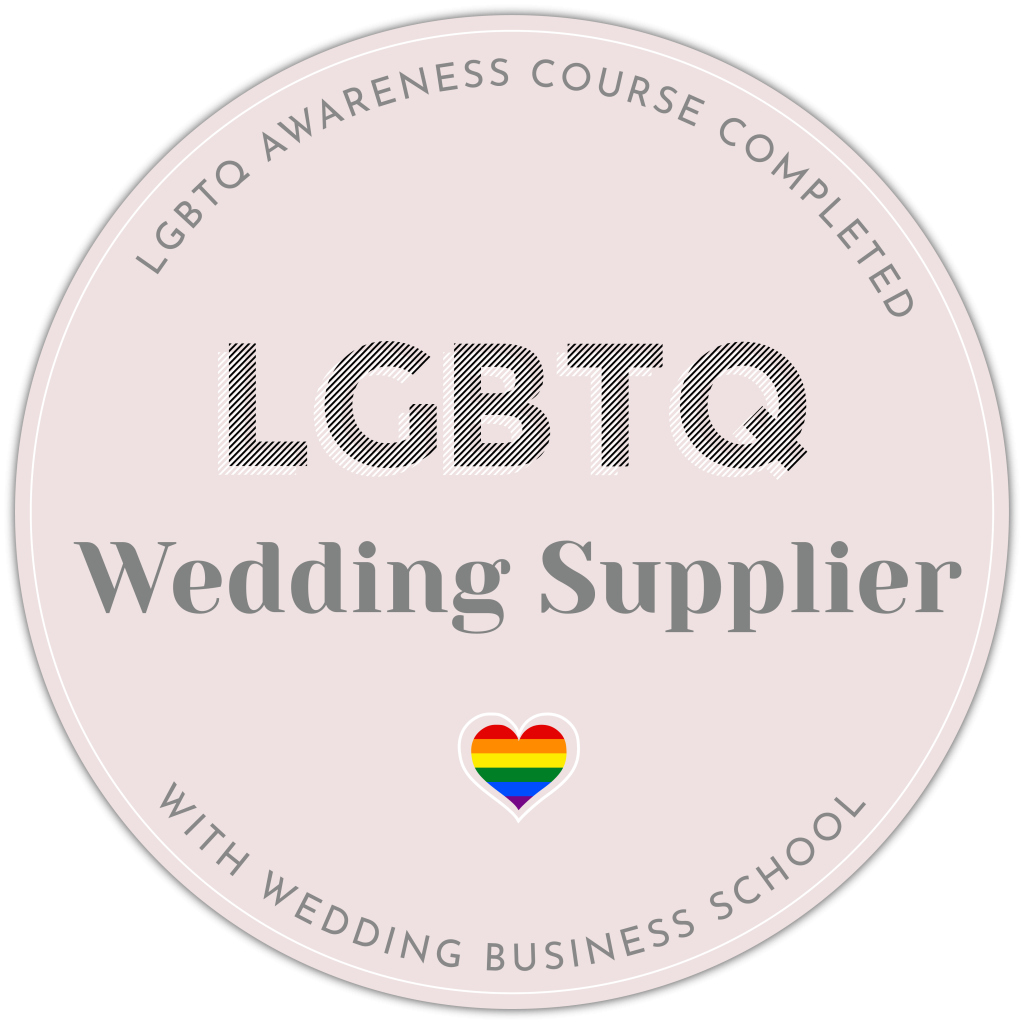 LGBTQ Gloucestershire and Cotswolds Wedding Photography