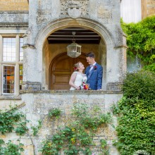 Slaughters Manor House wedding photographer