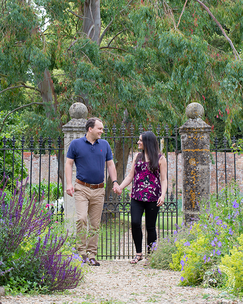 Engagement Photo Shoot Portraits