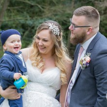 Bowden Hall Wedding Photographer